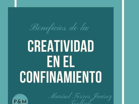 Creatividad en el confinamiento