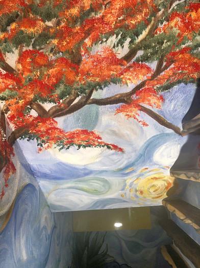 Flamboyant Mural 1