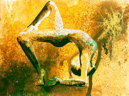 Forearm Wheel Pose