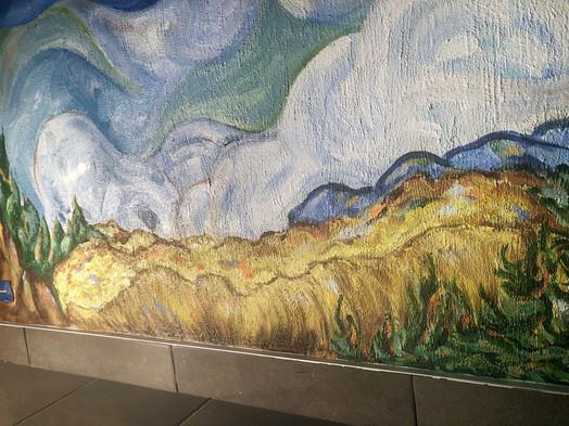 Flamboyant Mural 5