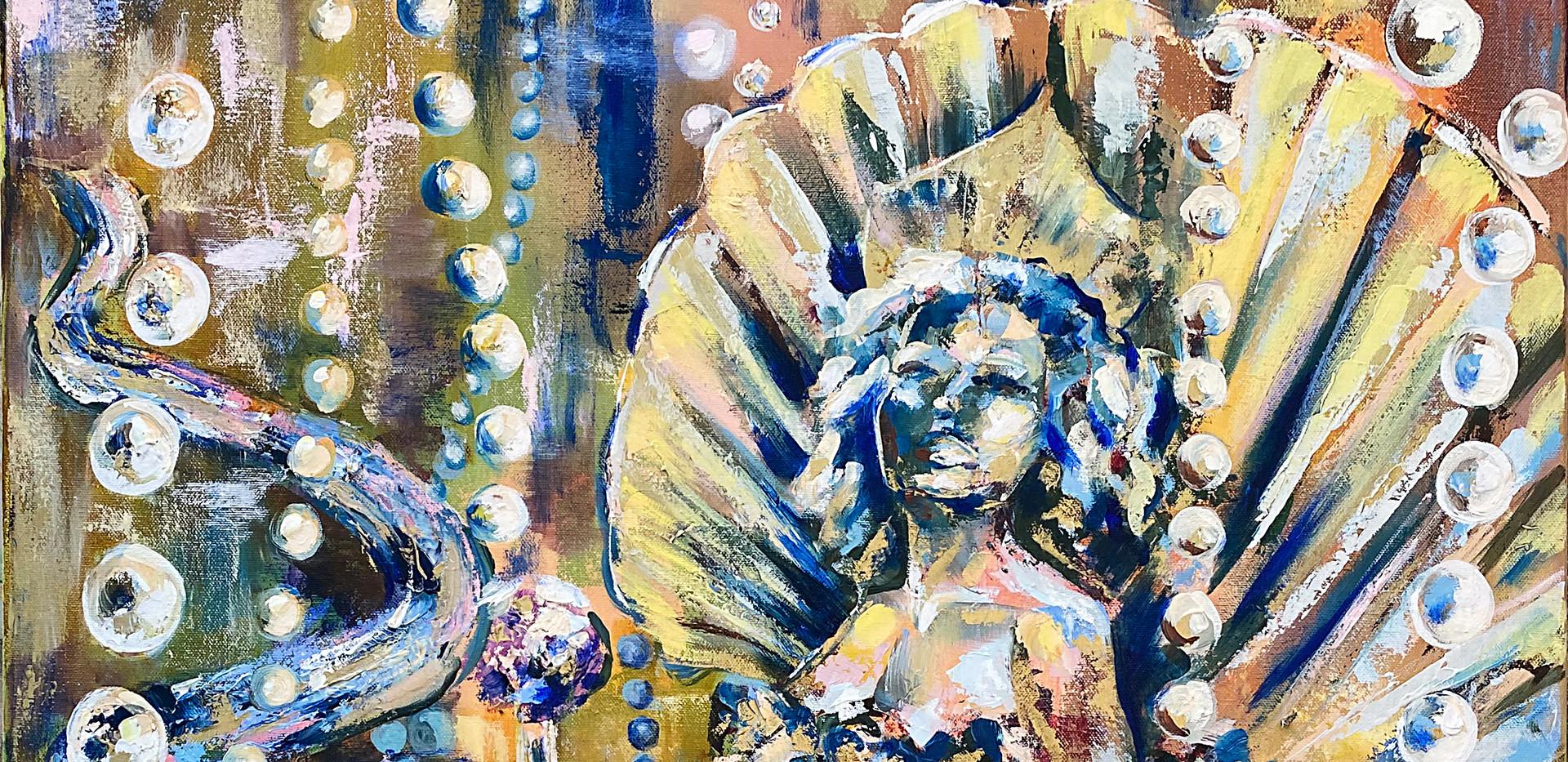 Goddess of Pearls