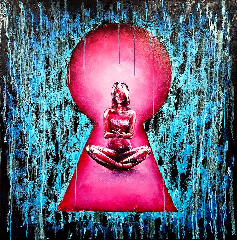 4 Locks & Keys - Compassion