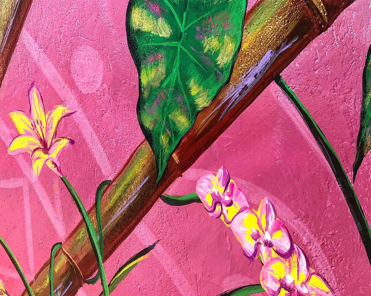 Carolina del Principe Mural 4