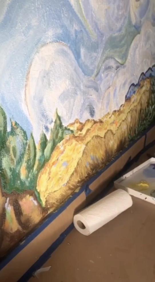 Flamboyant Mural Video