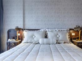 Luxus-Schlafzimmer-Innen