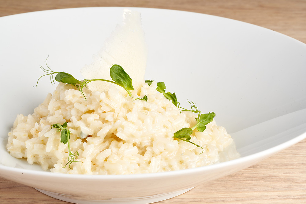 POD藍乳酪燉飯   蔬軾 創意蔬食料理