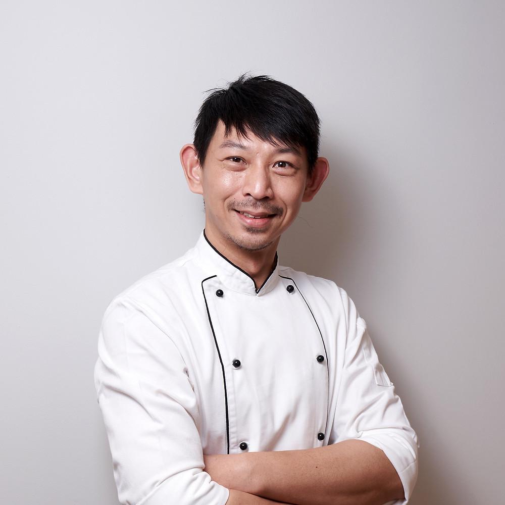 Belly主廚分享他對做料理的想法   蔬軾 創意蔬食料理