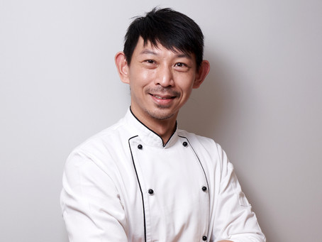 Belly主廚分享他對做料理的想法