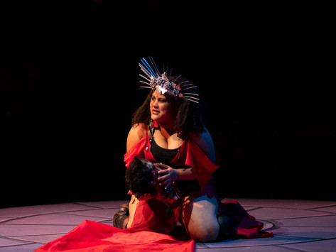 """""""The Bacchae"""" Kicks Off Theater's Contribution to ODU's Themester"""