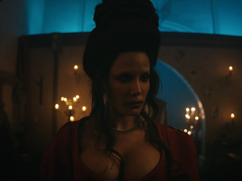 """""""If I Can't Have Love, I Want Power"""" - Halsey's Album and Film Experience"""