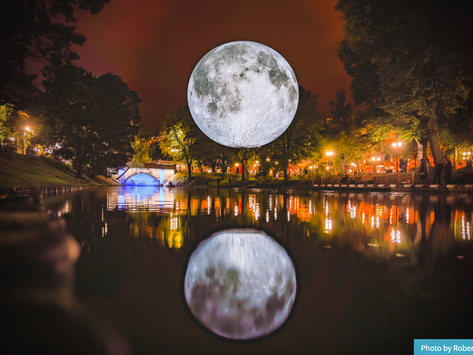 """""""Museum of the Moon"""" Festival Coming to ODU"""