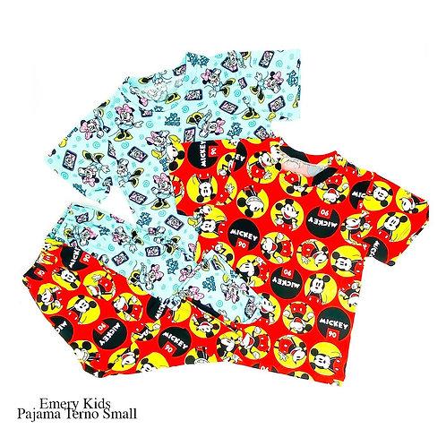 Emery Kids Pajama Terno