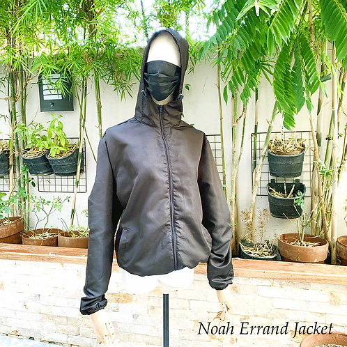 Noah Errand Jacket with Free Face Mask