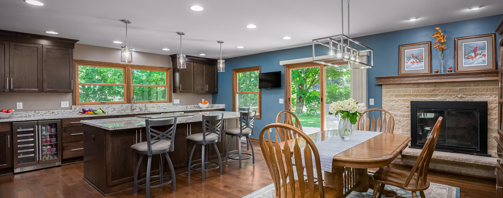 New Berlin Open Concept Kitchen Remodel