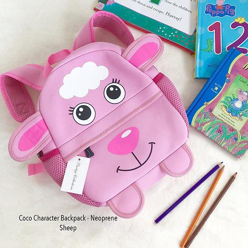 copy of Coco Character Backpack (Neoprene)