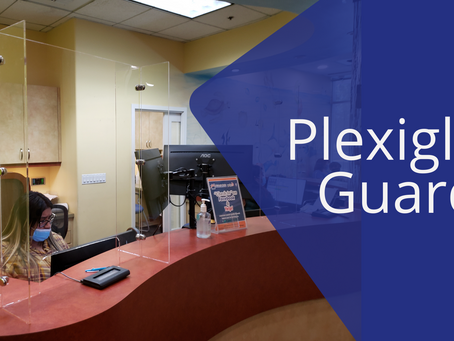 Plexiglass Guards For Your Business!