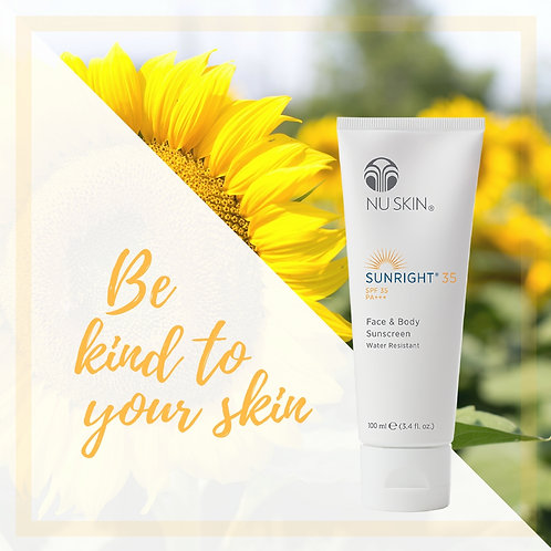 Sunright® SPF 35 PA +++