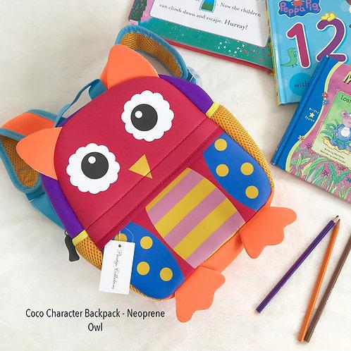 Coco Character Backpack (Neoprene)