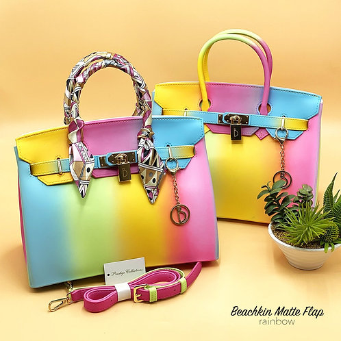 Beachkin 30cm Matte Flap with Sling