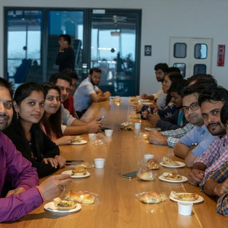 Eat Together, Work Together