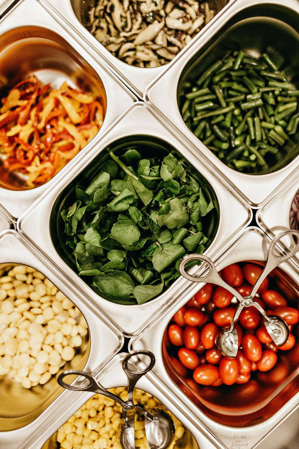 food variety, lunch program, food options at office, corporate food options
