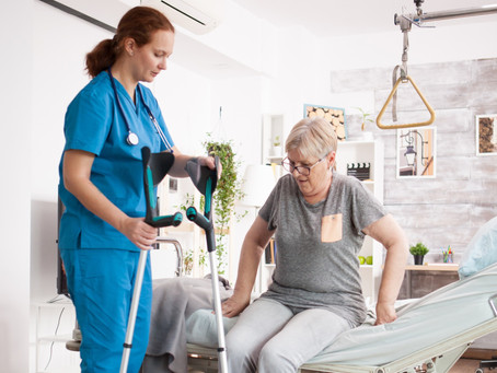 Fall Reductions in Skilled Nursing Facilities