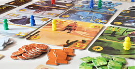 Wizards of Aeydor Board Game from India