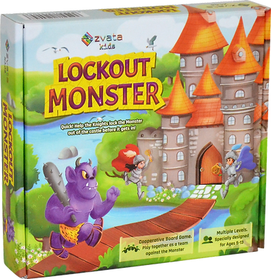 Lockout Monster Board Game Box Photo.png