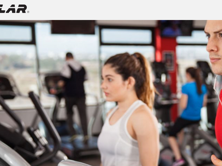 #POLAR Gives us 9 Treadmill Workout Ideas