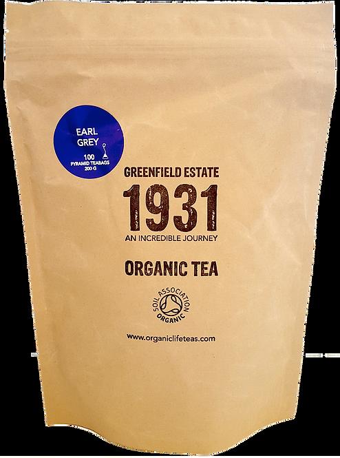 Earl Grey - 100 pyramid tea bags