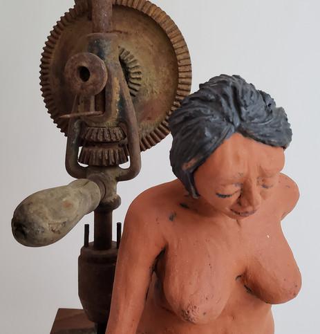 Breast Drill - Detail