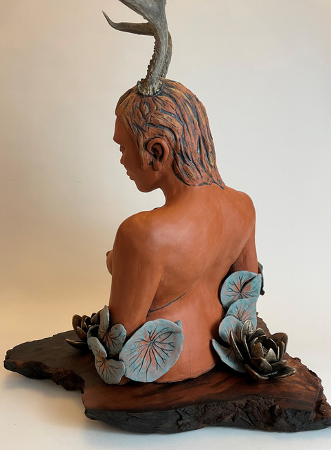 Compassion (Back View)