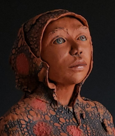 The Weaver - Face Detail
