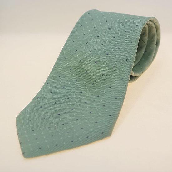 Vintage Tie - Mint Pattern