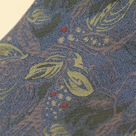 Vintage Tie - Floral Purple