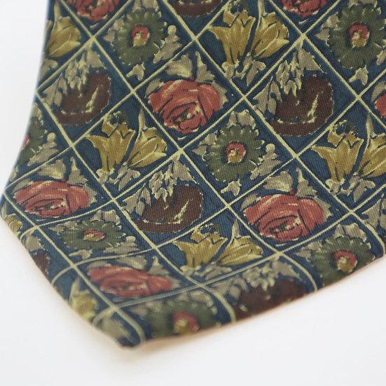 Vintage Tie - Floral Patter