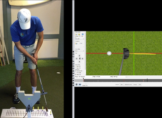 Ways to Learn a New Putting Stroke: Constraints