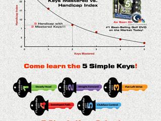 5 Simple Keys Golf School