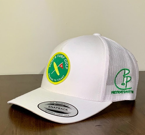 Surf and Turf Hat - Masters Themed Course to Coast