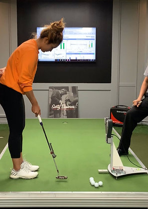 Preston's Putting Online - 3 Session Package