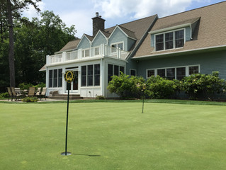 Reserve Your Cottage Golf School!