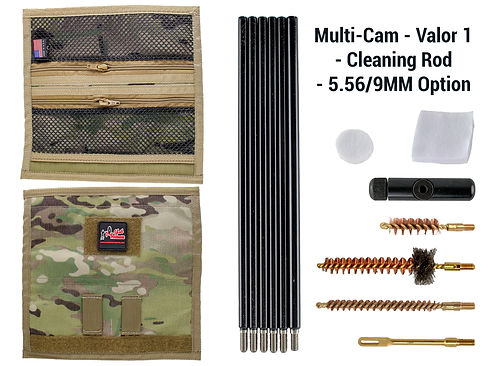 Multi-Cam -Valor 1 - Cleaning Rod - 5.56