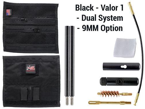 Black -Valor 1 - Dual System - 9MM Optio