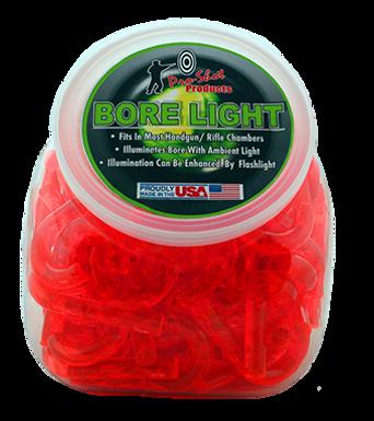 UV Bore Light Illuminator Lava Red Globe Display - 100 Qty.