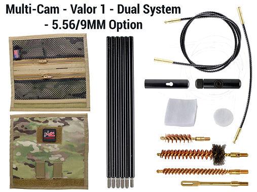 Multi-Cam - Valor 1 - Dual System - 5.56
