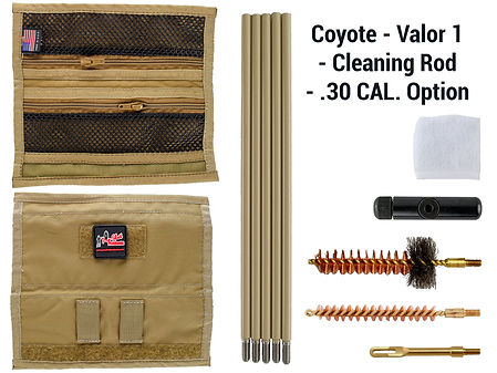 Coyote -Valor 1 - Cleaning Rod - .30 Cal