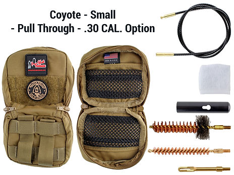 Coyote - Small - Pull Through - .30 Cal.