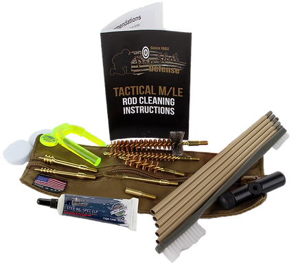 RUCK SERIES - 5.56mm/9mm Rifle & Pistol Cleaning Kit