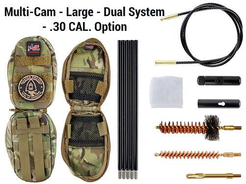 Multi-Cam -Large - Dual System - .30 Cal