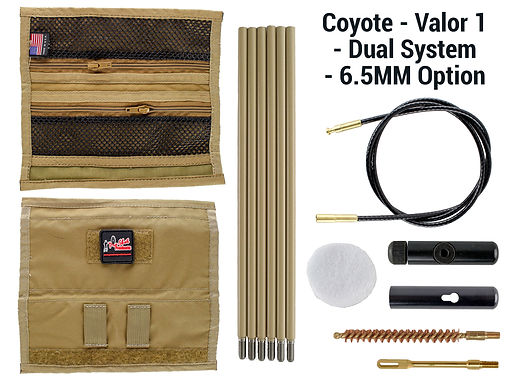 Coyote -Valor 1 - Dual System - 6.5MM Op